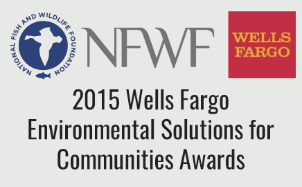 Wells Fargo Environmental Solutions for Communities Grant